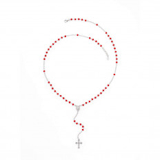 Amen Necklace Unisex Rosary...