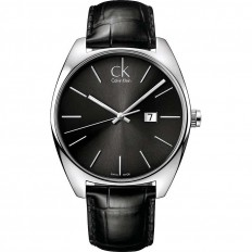 Calvin Klein Men's Only Time Exchange Collection