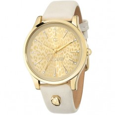 Just Cavalli Women's Only Time Clock Collection Just Linear