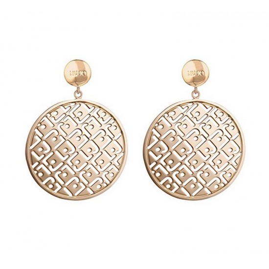 Liu Jo Women Earrings Texture Collection