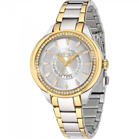 Just Cavalli Women's Only Time Clock Collection Jc01