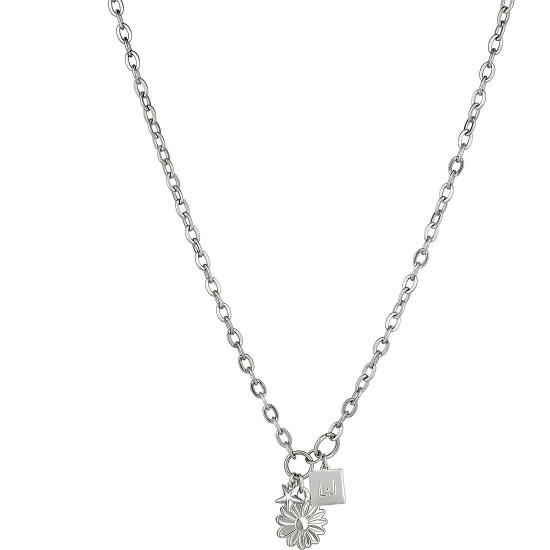 Liu Jo Women's Necklace 3 Charm...