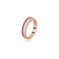 Mabina Ring Woman Rosegold...