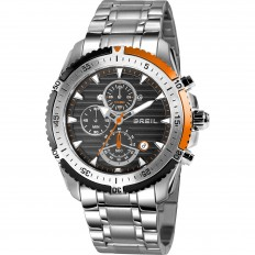 Breil Watch Men's Chronograph Collection Ground Edge