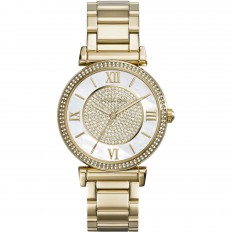 Michael Kors Women's Only Time Collection Catlin