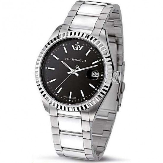 Philip Watch Watch Only Time Unisex...