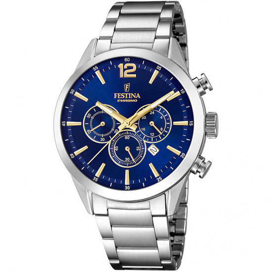 Festina Watch Man Chronograph...
