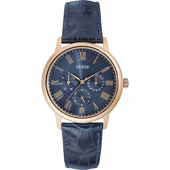 Guess Collection Multifunction Watch Collection Rose Gold