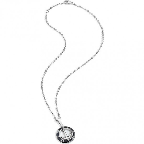 Sector Necklace Man Marine Collection...