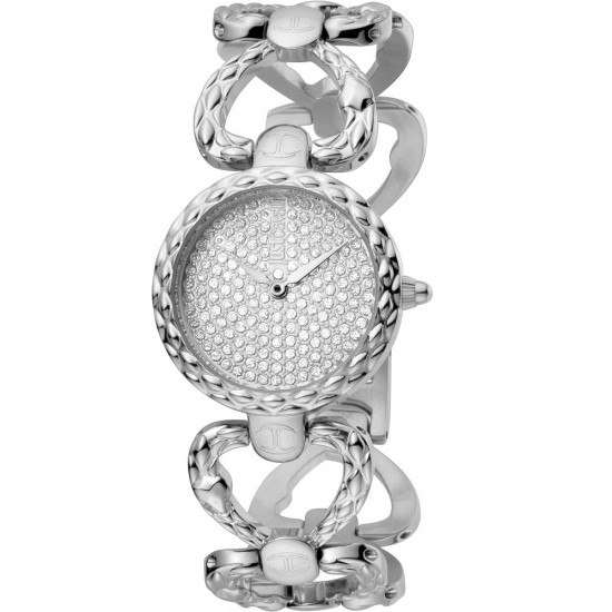 Just Cavalli Women's Watch Only Time Animalier Crystals