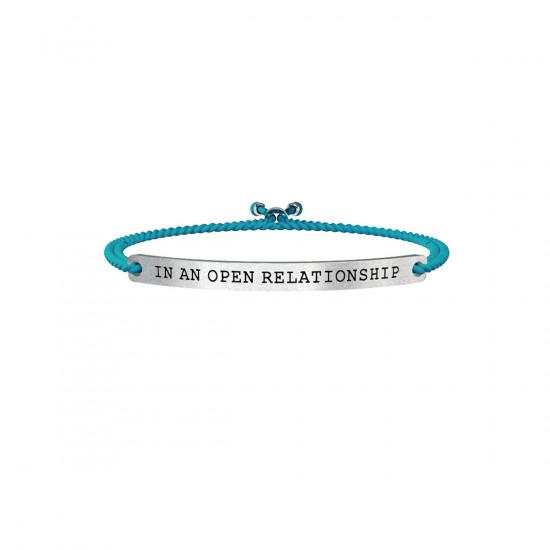 Kidult Women's Bracelet Love In A Open Relationship 731151