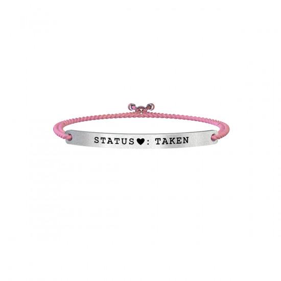 Kidult Women's Bracelet Love Status Taken 731154 25,00 €