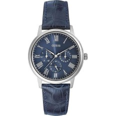 Guess Collection Multifunction Watch Blue Blue