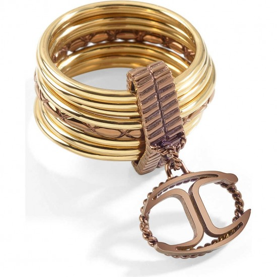 Just Cavalli Ring Collection Just Infinity