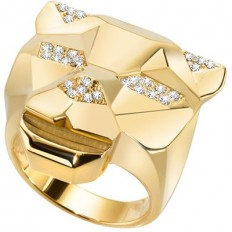 Just Cavalli Ring Just Collection Tiger