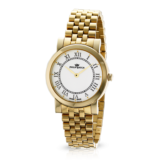 Philip Watch Watch Only Time Woman Slim Collection