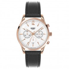 Chronograph Men's Watch Collection Henry London Richmond