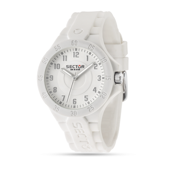 Sector Watch Unisex Only Time Steel Touch Collection