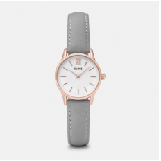 Cluse Watch Only Time Woman Grey/White La Vedette Collection