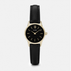 Cluse Watch Only Time Woman Gold Black/Black La Vedette