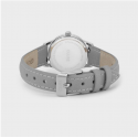 Cluse Watch Only Time Woman Silver Grey/White La Vedette