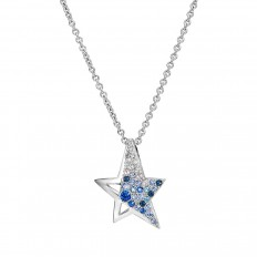 Thierry Mugler Women's Necklace Pendant with Crystal