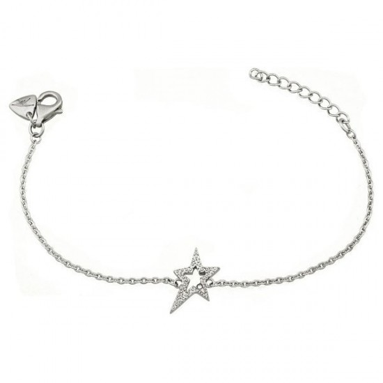 Thierry Mugler Women's Bracelet Design Star and Crystal