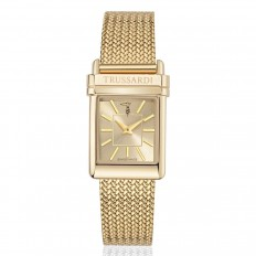 Trussardi Watch Only Time Woman Elegance Collection Gold