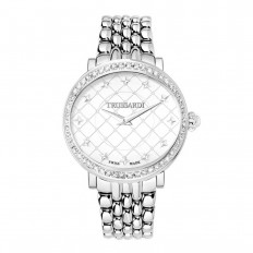 Trussardi Watch Only Time Woman Galleria Collection Silver