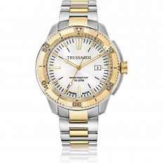 Trussardi Watch Only Time Man Sportive Collection Gold