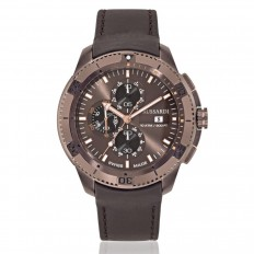 Trussardi Watch Chronograph Man Sportsman Collection Brown