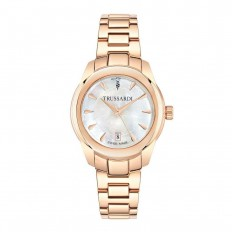 Trussardi Watch Only Time Woman T01 Collection Rose Gold