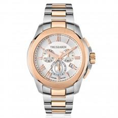 Trussardi Watch Chronograph Man T01 Collection