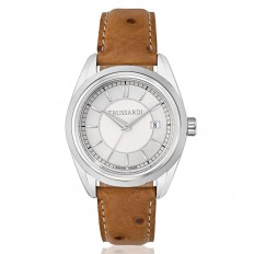 Trussardi Watch Only Time Woman Lady Collection Brown