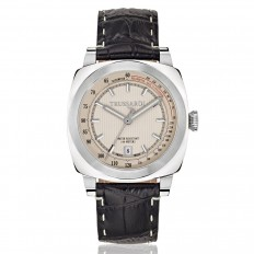 Trussardi Watch Only Time Man Trussardi 1911 Collection Silver