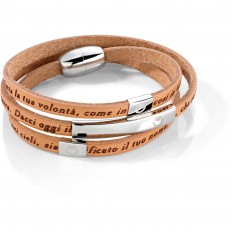 Sector Bracelet Unisex Love and Love Collection Leather