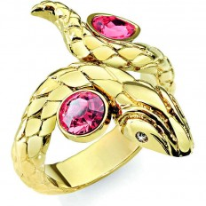 Just Cavalli Ring Woman Treasure Collection
