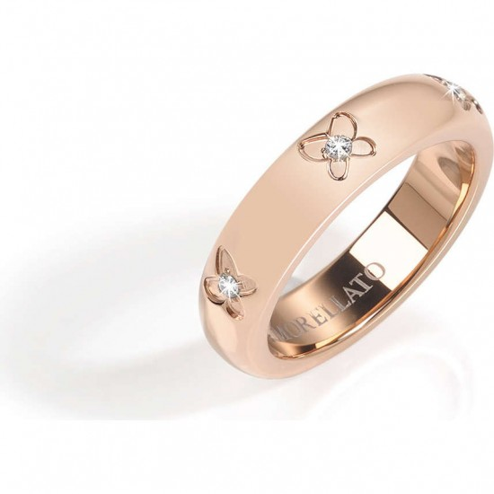 Morellato Ring Woman In Love Collection Rose Gold