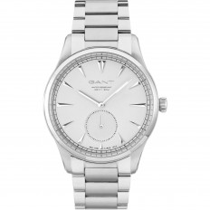 Gant Watch Man Only Time Huntington Collection Silver