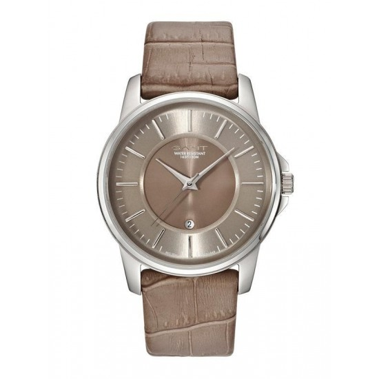 Gant Watch Man Only Time Warren Collection Brown