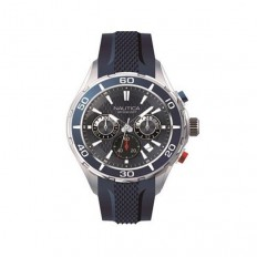 Nautica Watch Man Chronograph Blue