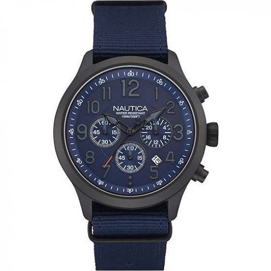 Nautica Watch Man Chronograph Nautica Ncc 01