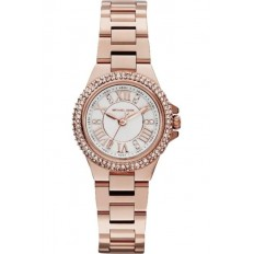 Michael Kors Women's Only Time Collection Camille Rose Gold