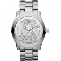 Michael Kors Women's Only Time Silver