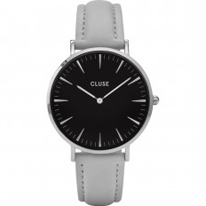 Cluse Watch Only Time Woman Gold Black/Grey La Bohème Collection