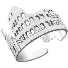 Montenapoleone Ring Woman Rome City Collection