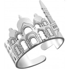 Montenapoleone Ring Woman Venice City Collection