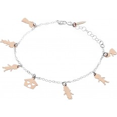 Montenapoleone Bracelet Woman Verri Collection Family