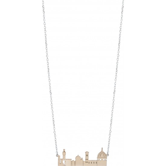 Montenapoleone Necklace Woman Florence City Collection