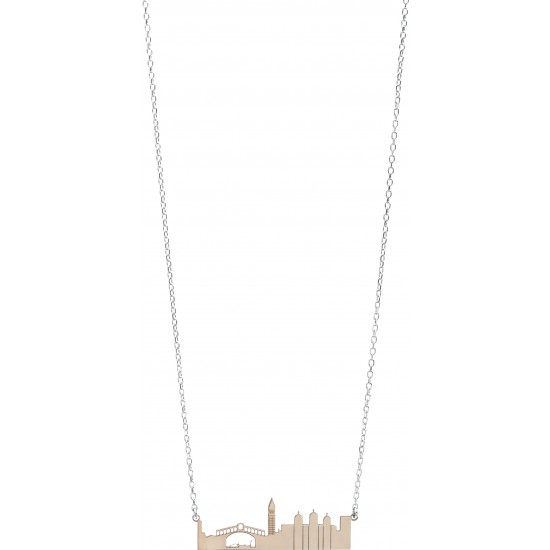 Montenapoleone Necklace Woman Venice City Collection